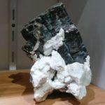 Quartz fumé, Lépidolite et Calcite